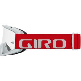 Giro Tazz MTB Gafas, blanco/rojo